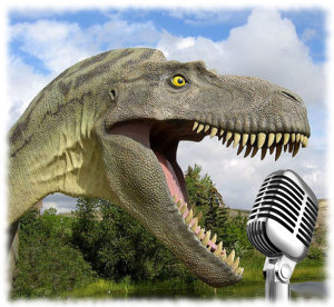 Announcersaurus (announcer)